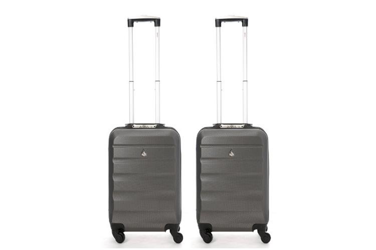 Aerolite ABS Coque rigide valise cabine