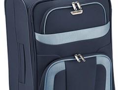 Travelite Orlando Valise à roulettes : voyagez avec un bagage résistant et facile à transporter
